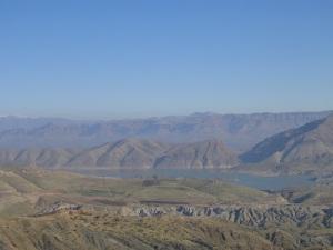 Kurdistanmountainlake