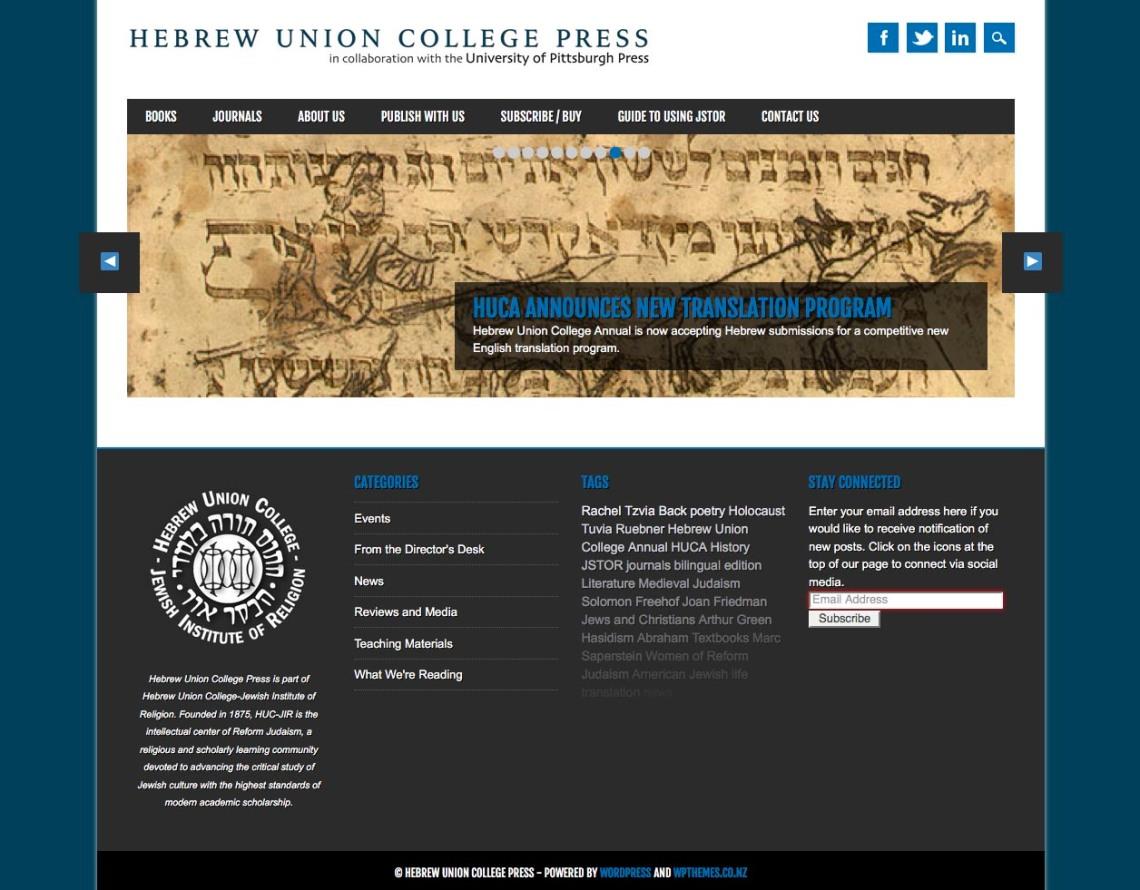 HUCP website